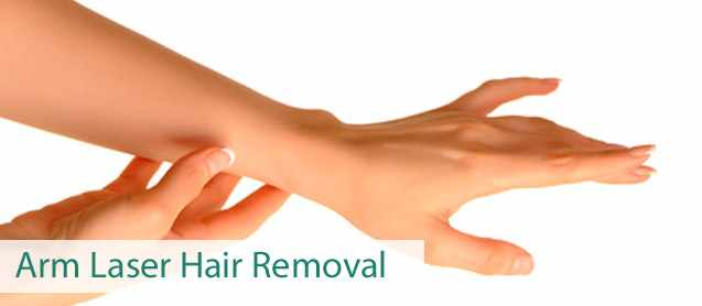 Arm-Laser-Hair-Removal