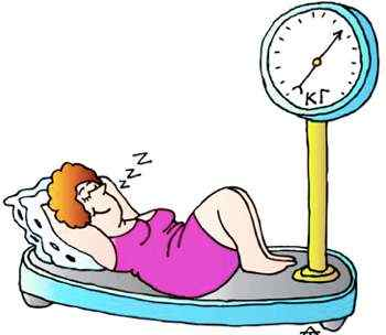 sleep-diet-sleep-and-weight-loss-00-woman-scale-cartoon