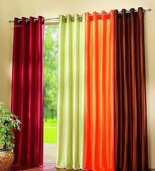 Taffeta-Curtains