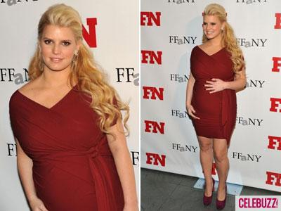 Pregnant-Jessica-Simpson-Bares-It-All-for-Elle