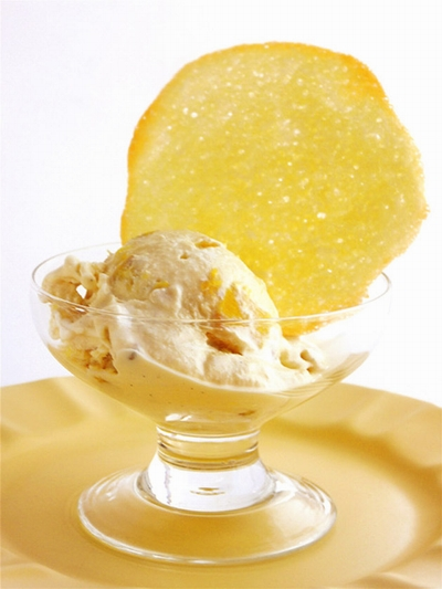 Pineapple-ice-cream