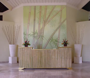 bamboo_wall_painting