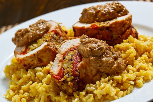 Chicken-breast-stuffed-with-rice