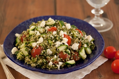 Feta-salad-with-tomatoes-and-cucumbers