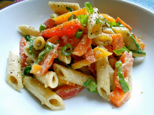 Pasta-salad-yogurt