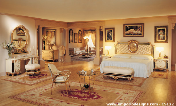Great classic bedrooms (1)