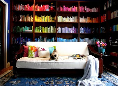 Keep your books on libraries elegant home (4)
