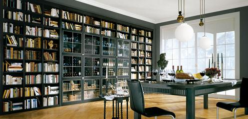 Keep your books on libraries elegant home (5)