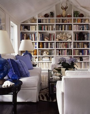 Keep your books on libraries elegant home (6)