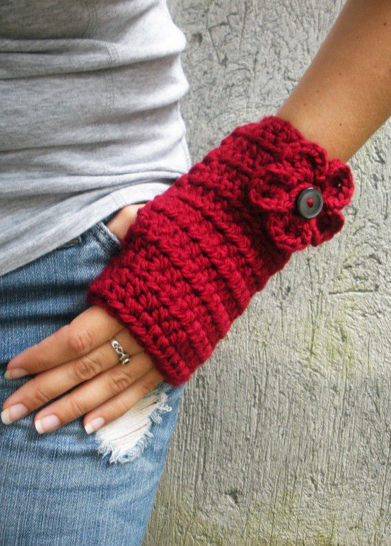 women's fingerless gloves (4)