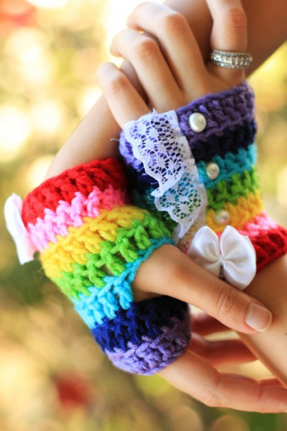 women's fingerless gloves (6)