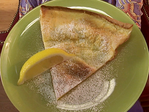 Crepe-with-custard