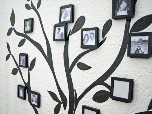 Ideas to decorate the wall in pictures (2)