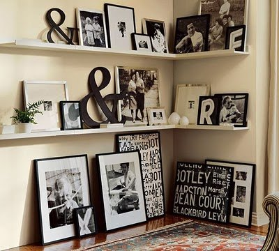 Ideas to decorate the wall in pictures (4)