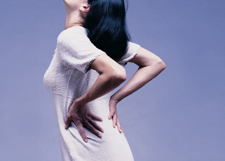 Recipes for herbal cure back pain