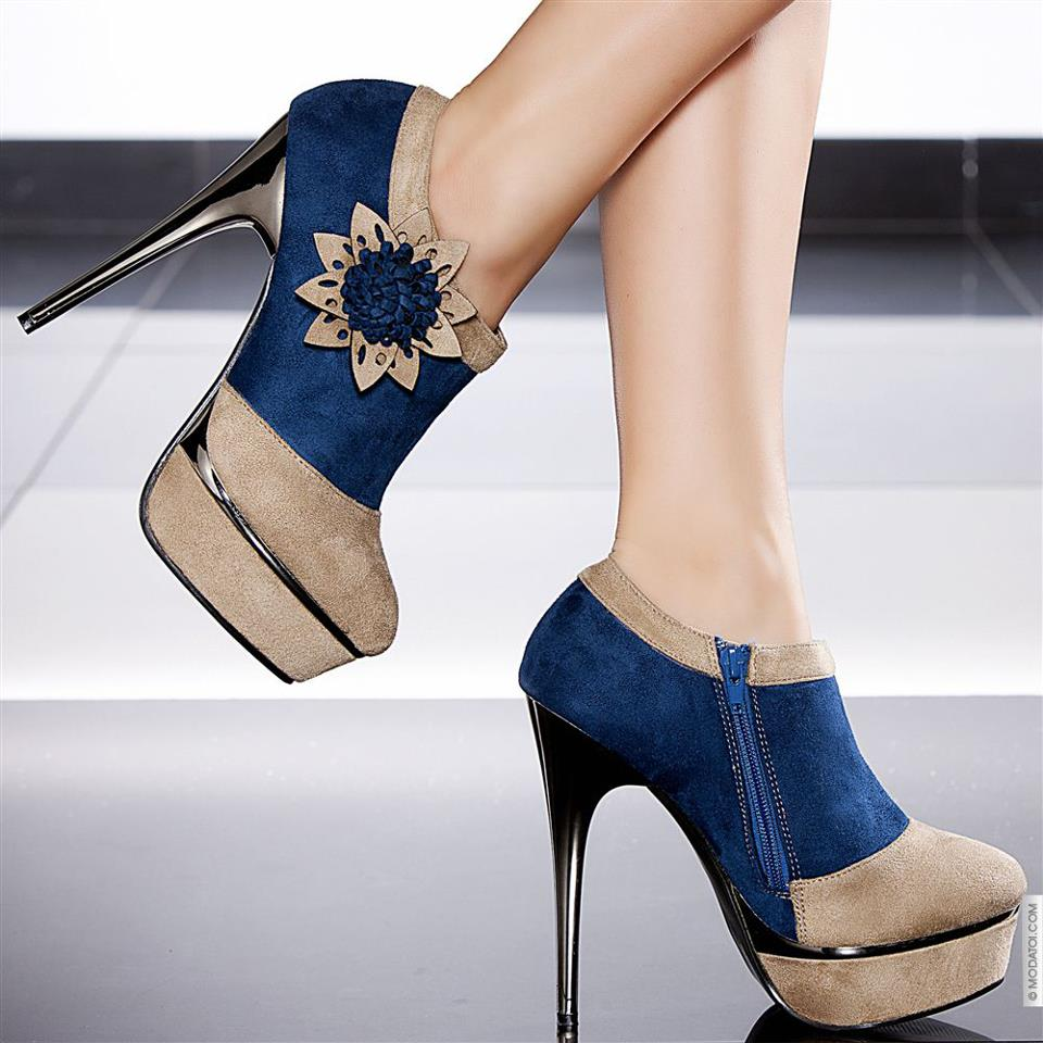 Winter Boots High-heeled (14)