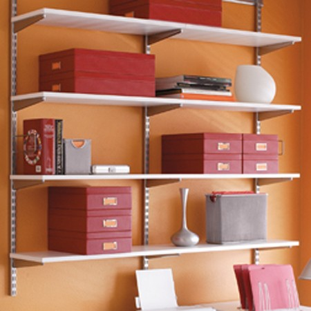 decorate the wall shelves (12)