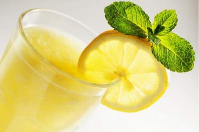 Lemon purifies the blood and calms the nerves