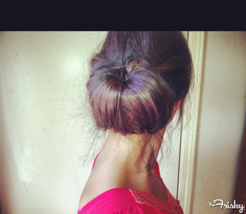 Cake hairstyle (2)