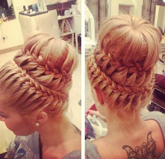 Cake hairstyle (8)