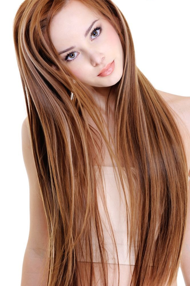 The three most recipes use to get the full long hair