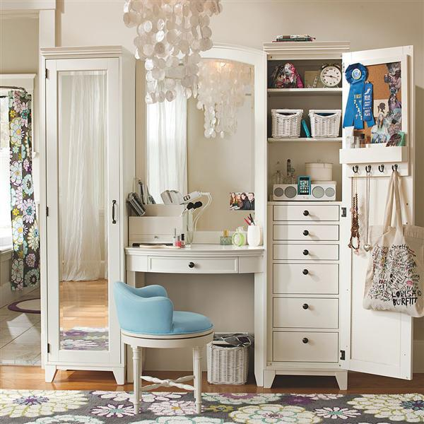 Beautiful decorations dressing room (16)