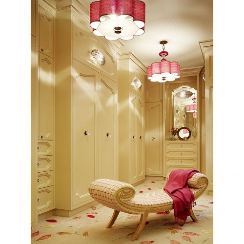 Beautiful decorations dressing room (3)