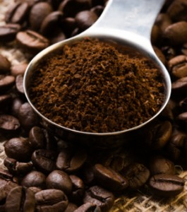 Blends of coffee to fight cellulite