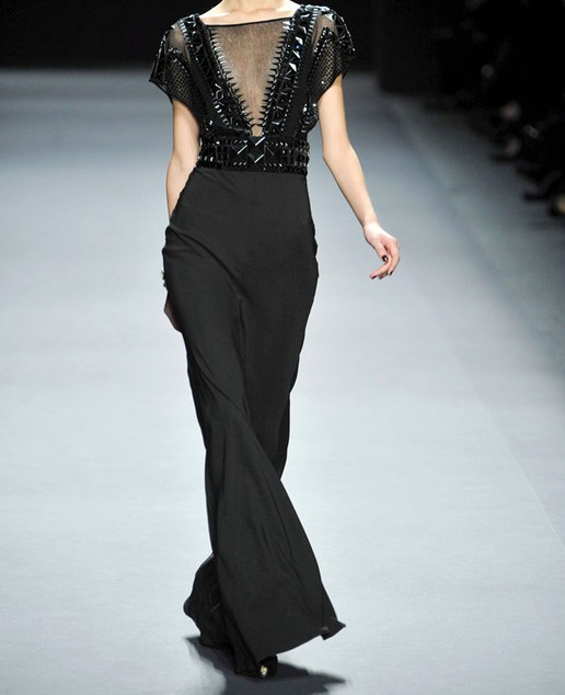 Evening gowns for Jenny Beckham Spring 2013 (1)