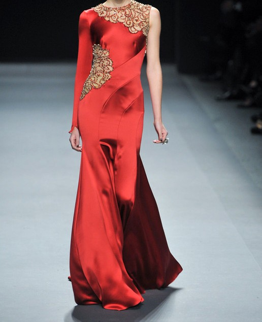 Evening gowns for Jenny Beckham Spring 2013 (9)