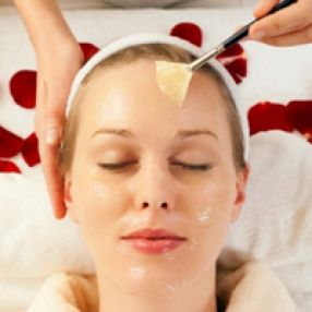 Fruits and butter mask to eliminate wrinkles