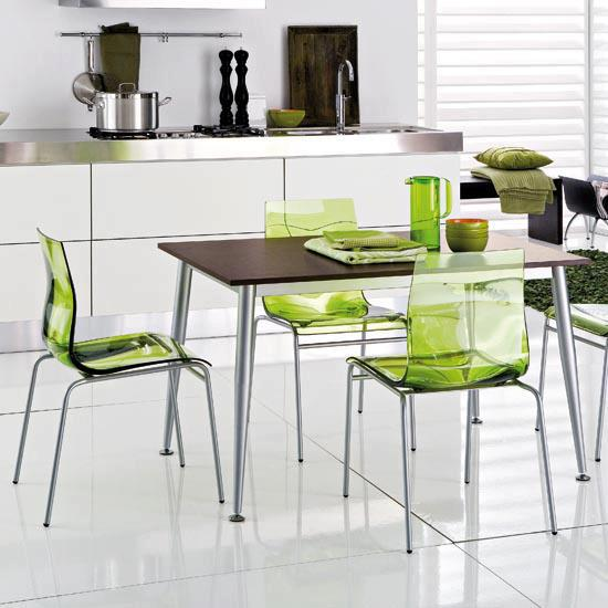 Models modern kitchen tables (2)