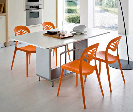 Models modern kitchen tables (5)