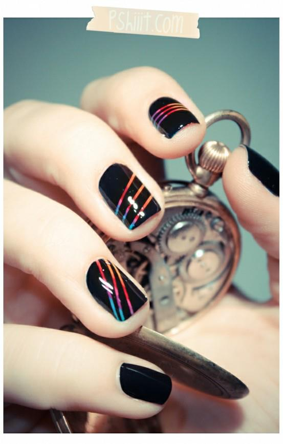 New ideas for designs nail polish (1)