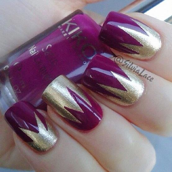 New ideas for designs nail polish (17)