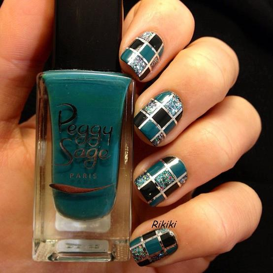 New ideas for designs nail polish (2)