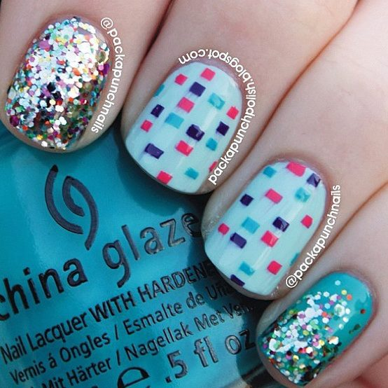New ideas for designs nail polish (4)