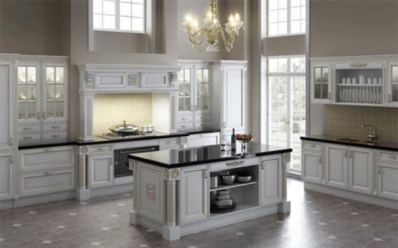 Your kitchen decorated in classic (11)