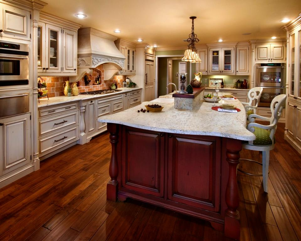 Your kitchen decorated in classic (14)