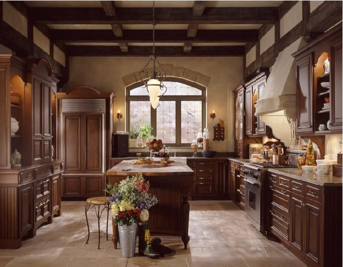 Your kitchen decorated in classic (2)