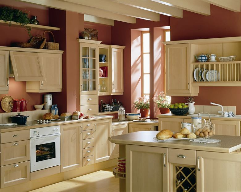 Your kitchen decorated in classic (5)