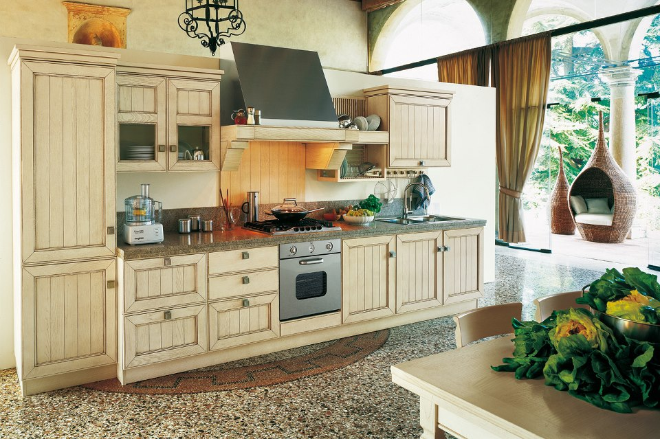 Your kitchen decorated in classic (9)