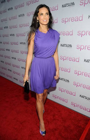 "Los Angeles Screening Of Anchor Bay Films' ""Spread"" - Red Carpet"