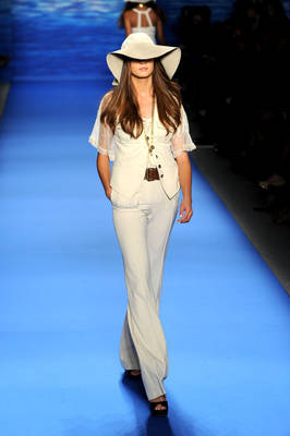 Tracy Reese - Runway - Spring 2011 MBFW