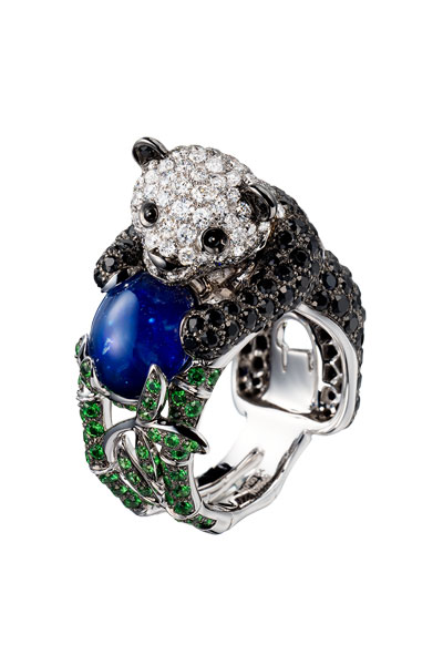 Animal Rings designs Boucheron (2)