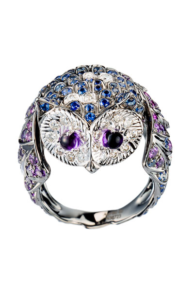 Animal Rings designs Boucheron (4)