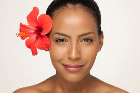 Hibiscus for hair and skin