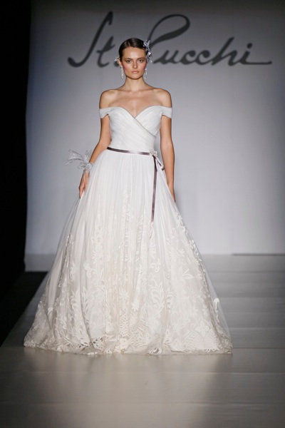 St Pucchi Fall Winter 2011 Bridal New York 10/17/2010