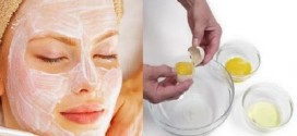honey and egg mask