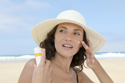 protect skin from sun uv